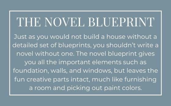The Novel Blueprint