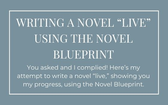 Walking through the Novel Blueprint live!